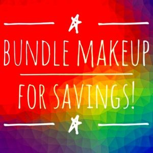 Bundle makeup and makeup brushes!